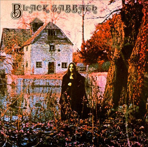Black Sabbath- Black Sabbath, CD