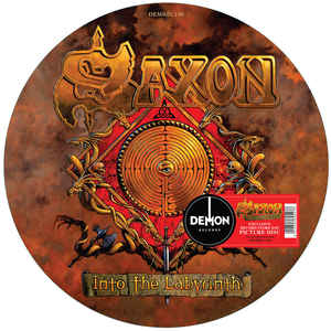 Saxon - Into The Labyrinth, LP (RSD2017)