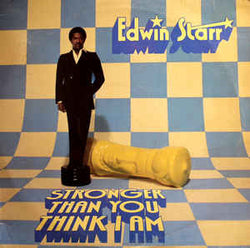 Stronger Than You Think I Am - Edwin Starr, LP (Pre-Owned)