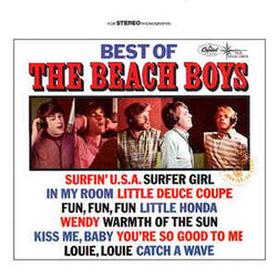Best Of The Beach Boys Vol. 1 - The Beach Boys, LP (Pre-Owned)