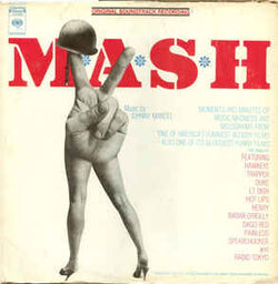 M*A*S*H (Original Soundtrack Recording) - Johnny Mandel, LP (Pre-Owned)
