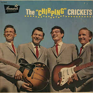 "The ""Chirping"" Crickets -The Crickets, LP (Pre-Owned)"