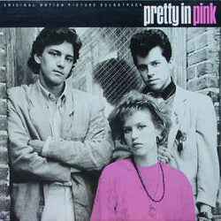Pretty In Pink (Original Motion Picture Soundtrack) - Various, LP (Pre-Owned)