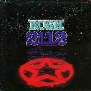 2112 - Rush, LP (Pre-Owned)