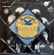 Bluebird Blues - Various, LP (Pre-Owned)