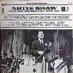 Artie Shaw And His Orchestra 1937-38 Vol.1 - Artie Shaw And His Orchestra, LP (Pre-Owned)