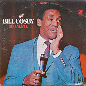 200 M.P.H. - Bill Cosby, LP (Pre-Owned)