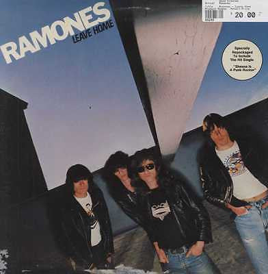 Leave Home- Ramones, CD