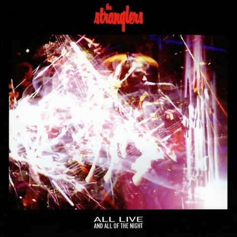 All Live and All of the Night- The Stranglers, CD Live