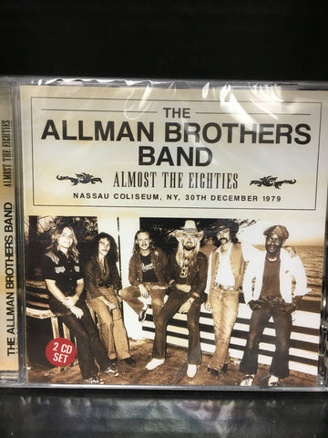 Almost to the Eighties- Allman Brothers, CD