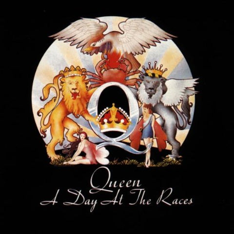 A Day At The Races - Queen, LP (Pre-Owned)