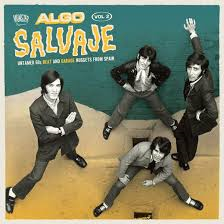 Algo Salvaje: Untamed 60S Beat and Garage 2
