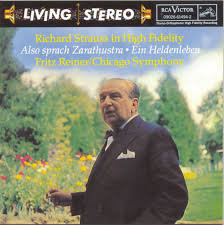 "Also Sprach Zarathustra, Music From ""2001"" - Richard Strauss, Fritz Reiner, The Chicago Symphony Orchestra, LP (Pre-Owned)"