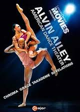 Alvin Ailey American Dance Theater, Blu-Ray