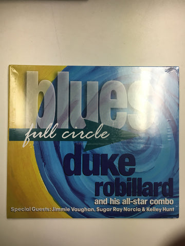 Blues Full Circle - Duke Robillard, CD