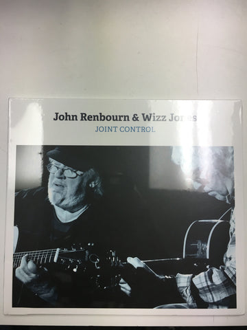 Joint Control - RENBOURN,JOHN & JONES,WIZZ, CD
