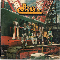 Brass Construction - Brass Construction, LP (Pre-Owned)