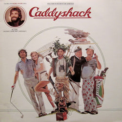 Caddyshack - Music From The Motion Picture Soundtrack - Various, LP (Pre-Owned)