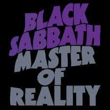Master of Reality- Black Sabbath, CD