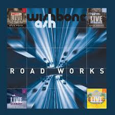 Roadworks - Wishbone Ash, CD
