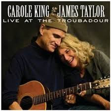 Live at the Troubadour- Carole King and James Taylor, CD+DVD