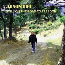 Still on the Road to Freedom- Alvin Lee, LP