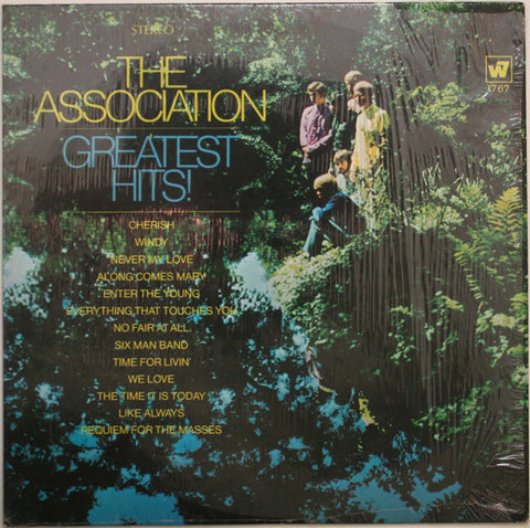 Greatest Hits! - The Association, LP (Pre-Owned)