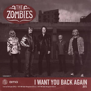 "Zombies, The - I Want You Back Again 7"", 7"" (RSD2015)"