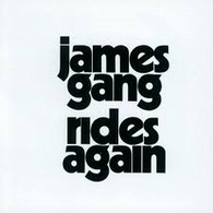 James Gang Rides Again - James Gange, SACD