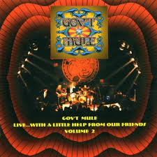 Live With A Little Help From Our Friends 2 - GOV'T MULE, CD