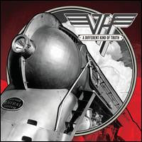 A Different Kind of Truth- Van Halen, CD/DVD