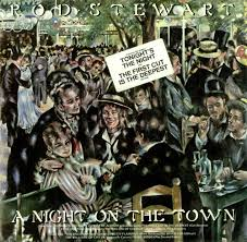 A Night On The Town - Rod Stewart, LP (Pre-Owned)