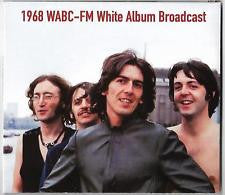 1968 WABC FM white Album Broadcast - The Beatles, CD