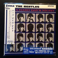 A Hard Days Night-The Beatles. CD SHM