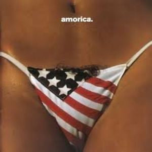 Amorica- The Black Crown, LP