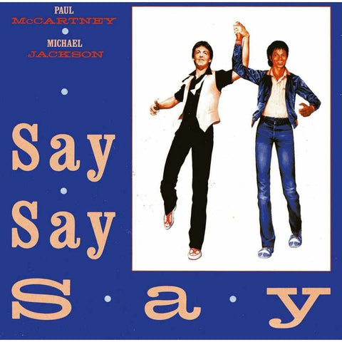 Say Say Say - Paul McCartney And Michael Jackson, LP (Pre-Owned)