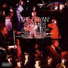 A Scratch In The Sky - The Cryan' Shames, LP (Pre-Owned)