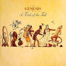 A Trick Of The Tail - Genesis, LP (Pre-Owned)