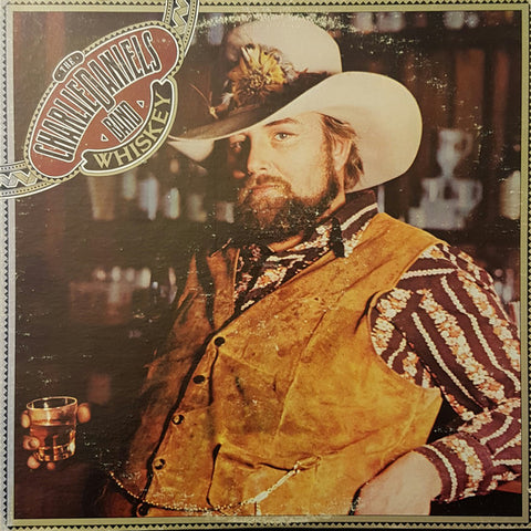 Whiskey - The Charlie Daniels Band, LP (Pre-Owned)
