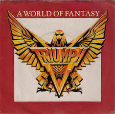 A World Of Fantasy - Triumph (2), LP (Pre-Owned)