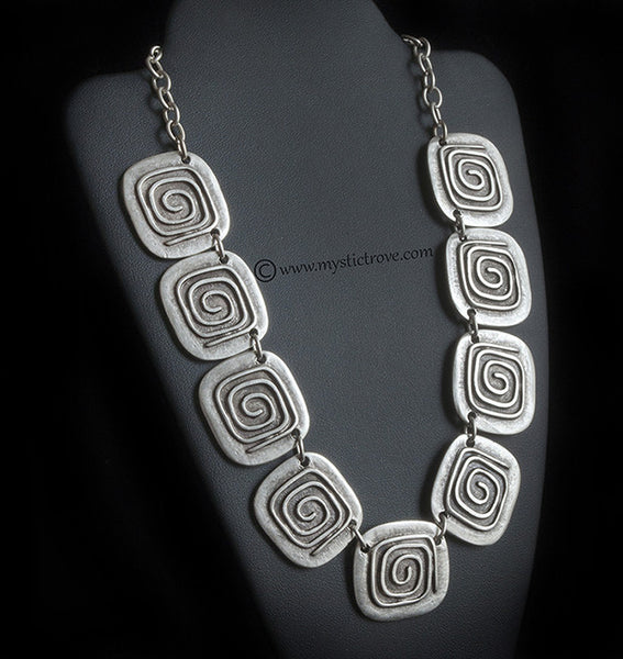 Armor Bohemian Necklace