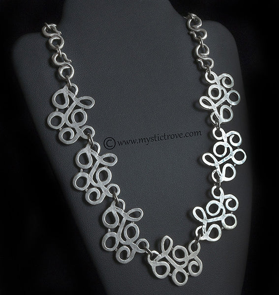 Mist Bohemian Necklace