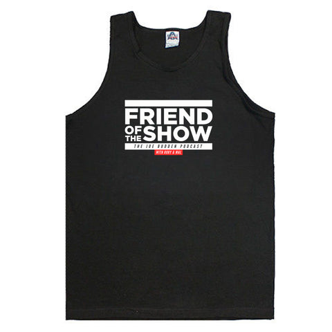 Friend of the Show Men's Tank - Black
