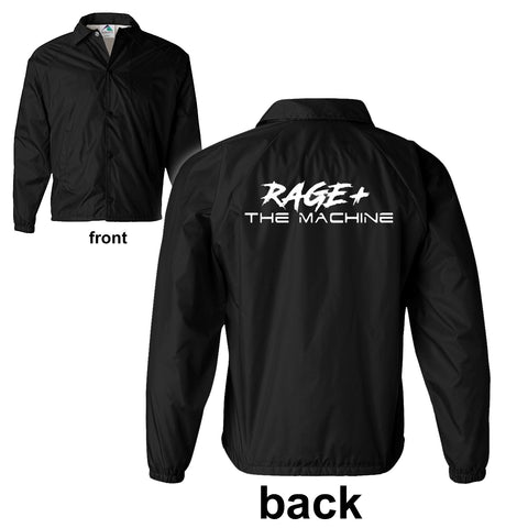 RAGE + THE MACHINE JACKET