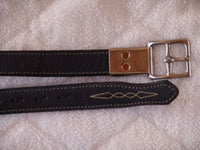 Platinum Stirrup Leathers