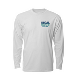 Men's Denali 50th Long Sleeve - White