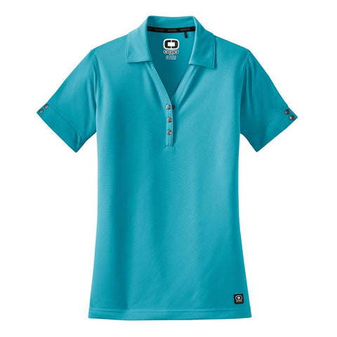 Women's Ogio Polo - Teal