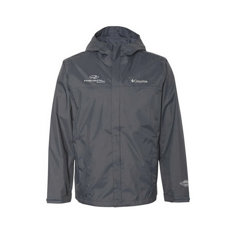 Regal Columbia Rain Jacket - Grey