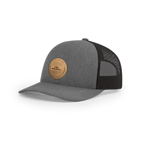 Regal Leather Patch Hat