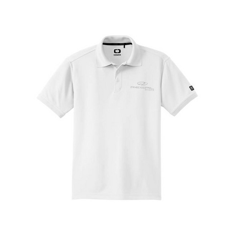 Women's Ogio Polo - White